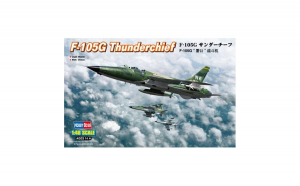 F-105G Thunderchief 1:48