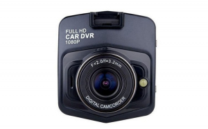 Mini camera auto patrata DVR, dubla,