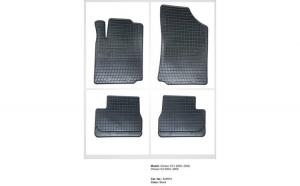 Covoare cauciuc CITROEN C2 2003-2009 ( 545972 P40 )