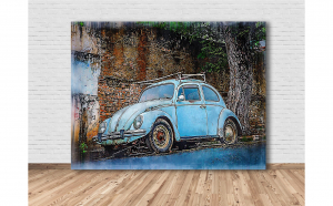 Tablou Canvas Old Car 100x75 cm