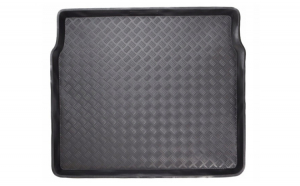 Covoras tavita protectie portbagaj LUX, Ford FOCUS Hatchback II (roata rezerva normala) 2005-2011