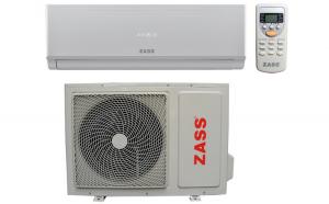 Aparat de aer conditionat Zass ZAC 09/ILN Inverter, 9000 BTU, Kit de instalare inclus (3 ml), Clasa racire A++, Clasa incalzire A+, Temperatura de lucru  -15/+46  oC,  Functie ionizare, Auto-Curatare, Filtru cu Carbon Activ, Compresor Toshiba (GMCC)