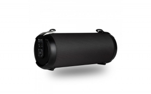 Boxa portabila cu Bluetooth Roller Tempo, negru, NGS