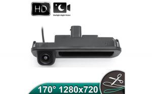 Camera marsarier HD, unghi 170 grade cu
