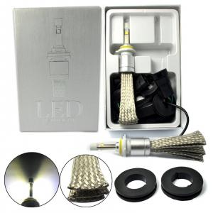 Kit cu led CREE N9 80w 9600 lm H1 fara, Iluminare inteligenta