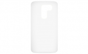 Husa Slim transparenta din silicon LG G2