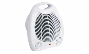 Aeroterma 2000 W cu termostat reglabil si incalzire rapida