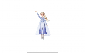 Papusa Elsa Frozen II