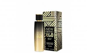 Apa de toaleta New Brand Ego Gold