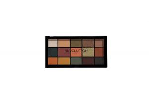 Paleta fard pleoape Makeup Revolution Reloaded Iconic Division, 15 nuante