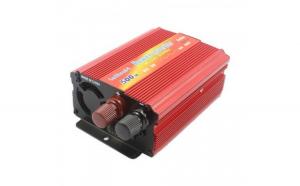 Invertor tensiune 12V-220V Lairun, 500 W, putere continua 425 W