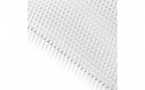 Plasa cromata din aluminiu pentru grila
