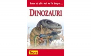 Vreau sa stiu mai multe despre dinozauri, autor Wendy Madgwick