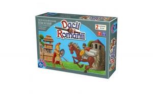 Joc de societate Dacii si Romanii + Cadou