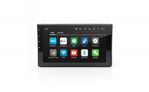 """Player multimedia 2 DIN, cu Touchscreen 7"""", Android 8,1"""