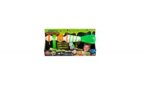 Arma Lansator de Slime, Slime Blaster + 12 pachete de Slime incluse