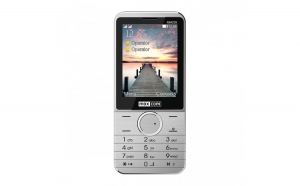 Telefon mobil Maxcom Classic MM235, Argintiu