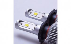 Set 2 LED-uri Auto H7 6500K 72w