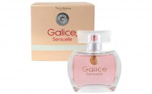 Apa de parfum Galice Sensuelle, Femei