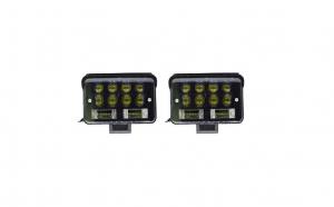 Set 2 proiectoare LED, 126W per proiector