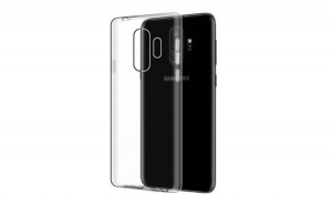 Husa Silicon Transparent Samsung Galaxy S9 Plus
