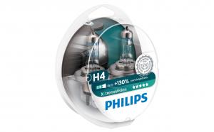 Set 2 becuri Philips 12v, 60/55w, H4