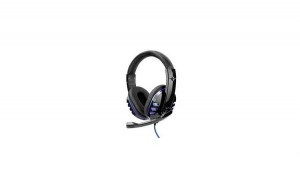 Casti audio gaming cu led