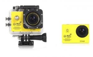 Camera video sport SJ 7000 1080p WI-FI , Full HD, Wi-Fi, HDMI, cu factura si garantie, la doar 259 RON in loc de 800 RON