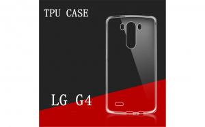 Husa Slim Silicon LG G4 Transparenta