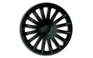 Set capace roti 16` negre crystal