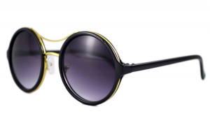 Ochelari de soare Rotunzi II Mov inchis