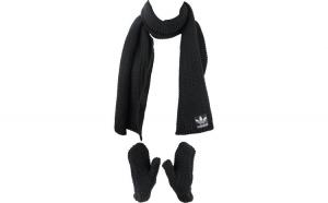 Set fular si manusi femei adidas Originals Scarf+Glove AB2992