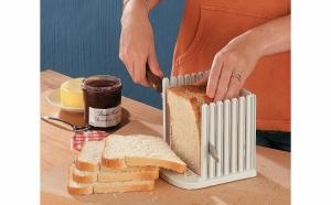 Aparat pentru feliat paine Bread Slicer, la numai 29 RON redus de la 79 RON