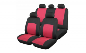 Huse Scaune Auto SEAT TOLEDO (1998-2010)  Oxford Rosu