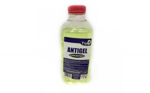 """Antigel concentrat verde """"tip d"""" 1kg,"""