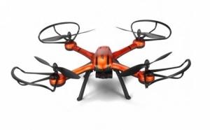 Drona JJRC- H11D cu camera 2.0 mp, fpv pe smartphone si display, la doar 549 RON de la 1200 RON. Vezi VIDEO!