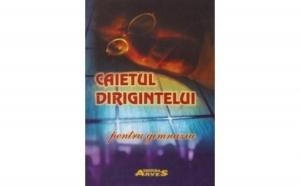 Caietul dirigintelui pentru gimnaziu, autor Adriana Rotaru, Elena Vais