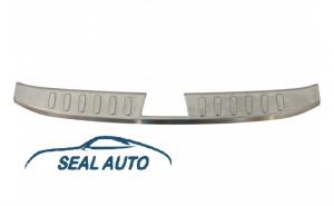 Bandou Ornament Protectie Interioara Portbagaj Aluminiu compatibil cu BMW X1 E84 LCI (2012-2014)