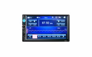 Mp5 player auto 7010b, 2 DIN, Touch screen 7, Bluetooth USB Black Friday Romania 2017