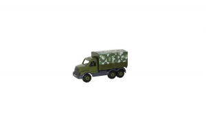 Camion militar cu prelata Gigant, 44x16x22 cm, Wader
