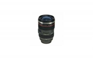 Cana termos - obiectiv foto Canon 24-105 la 32 RON in loc de 89 RON