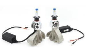 Set 2 leduri H3 pentru far auto 2x35w Chip Cree 2800 Lm 12/24V