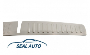 Bandou Ornament Protectie Interioare Portbagaj Aluminiu compatibil cu BMW X3 F25 (2011-2017)