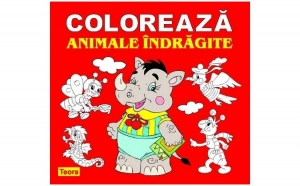 Coloreaza animale