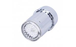 Cap robinet cu LED multicolor si filtru