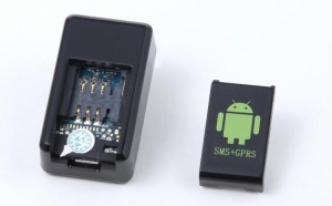 Aparat Mini GPS