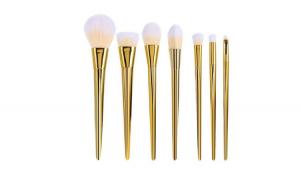Set 7 pensule makeup, auriu