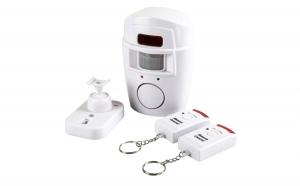 Alarma de securitate fara fir, senzor de miscare si 2 telecomenzi, la doar 39 RON in loc de 119 RON! Garantie 12 luni
