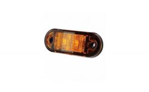 Lampa gabarit 2 LED-uri  Galben YP-136-Z