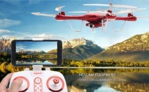 Drona Quadcopter Syma X5UW wifi camera full HD